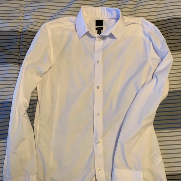 H&M Other - H&M Mens White Button Down.